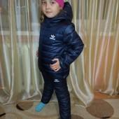 Зимний  костюм Adidas р 98,104,110,116,122