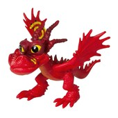 Dreamworks Dragons Как приручить дракона: коллекционная фигурка 6 см, Дракон Кривоклык, 66551