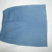 джинсовая юбка  Marks&Spencer , размер 12 \44