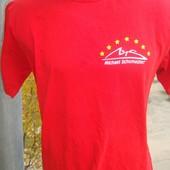 Фірмова футболка Michael Scumacher .