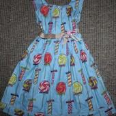 Платье на 6год