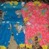 Детская махровая пижама Украина