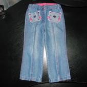 суперовые джинсы TU 2-3 года(можно до 4) состояние отличное