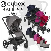 Cybex Balios S прогулочная коляска , 2в1