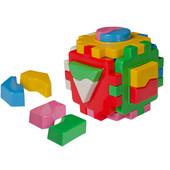 """Іграшка куб """"Розумний малюк Логіка 1 ТехноК"""" арт.2452"""