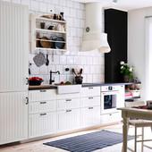 Кухня, кухни ikea ikeя, икеа, икея - всё как на фото