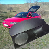 Акустична полку на Mazda 626 з 88 по 97.