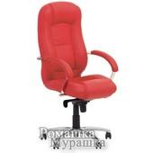 Офисное кресло для руководителя Modus steel chrome Eсо [искусственная кожа Eсо]