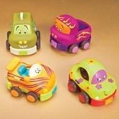 Battat Батат игровой набор Забавный автопарк машинки BX1048Z новый