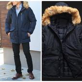 Мужское зимнее пальто куртка