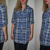 Рубашка-туника denim размер ХС(8)