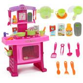 Кухня — Игровой набор для девочки с спецэффектами 661-51
