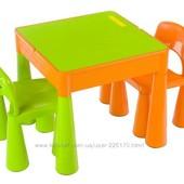 Киев комплект Tega baby Mamut. Многофункциональный стол и 2 стула