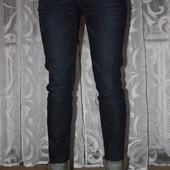 Зауженные джинсы.  Размер S-M