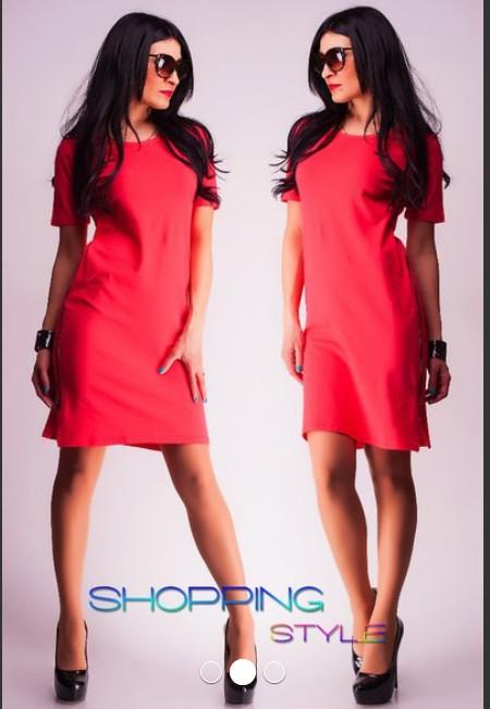 Платье стрейч, тянеться хорошо  размер-с фото №1