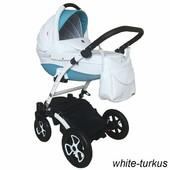 Детская коляска Tutek Torero Eco комплектация 2 в 1
