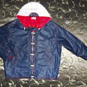 Куртка бомбер мужская 52-54 бу рост 168-173см