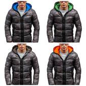 Куртка мужская зимняя в военном стиле