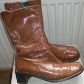 3 Сапоги Shoes 5. кожа. деми.
