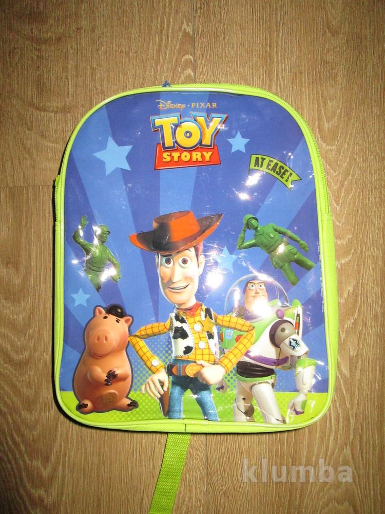 Детские рюкзачки минни маус, микки маус, монстр хай, доктор плюшева, история игрушек, Даша фото №1