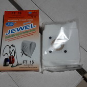 Мешок-пылесборник многоразовый Jewel FT 16.