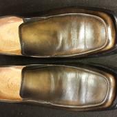 туфли кожаные осенние женские р39