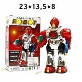 Робот на батарейках 30921