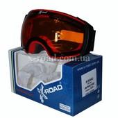 Горнолыжные очки-маска Apache X-Road № 888