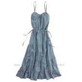 Стильное платье сарафан в пол Esmara. Германия. М