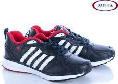 Стильные подростковые кроссовки для мальчика бренда bayota (р. 36-41), код 031 фото №1