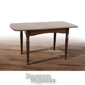 Стол деревянный раскладной Поло Ультра темный орех