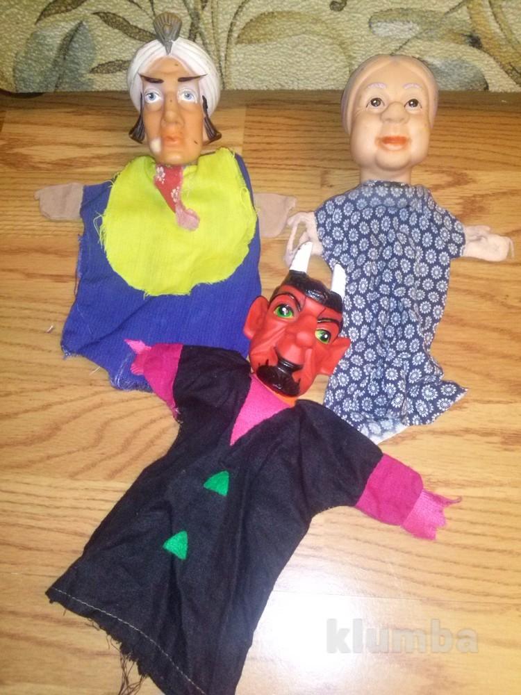 Куколка кукольный театр фото №1