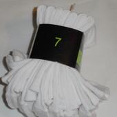 новые белые носки с 22размера и по 37размер