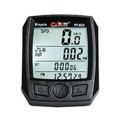 Велокомпьютер BoGeer YT-833 вело спидометр новый калории, температура)