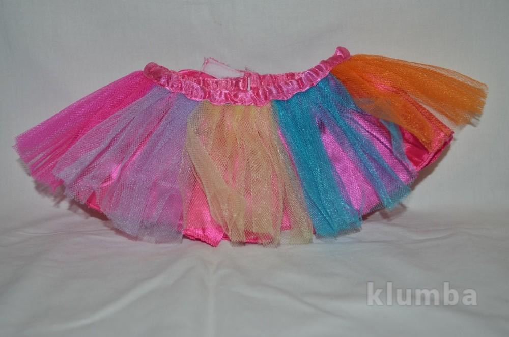 Фирменный юбка пачка для куклы кукол одежда фото №1
