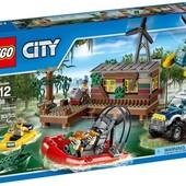 Lego City 60068 Тайник преступников. В наличии