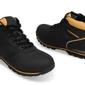 Кожанные зимние мужские ботинки Польша 43-46 размер