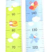 Ростомер для девочки 60-150 см