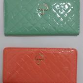Стильный женский кошелек, 3 цвета, новый