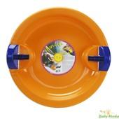 Тарелка Fun Ufo (оранж), KнW кunststoff,Германия,гарантия,доставка.арт.76225