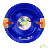 Тарелка Fun Ufo (синий)KнW кunststoff,Германия.гарантия,доставка.арт.76222