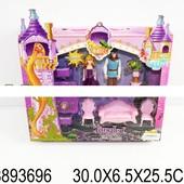Набор Рапунцель - фигурки и мебель в коробке