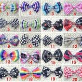Детский галстук-бабочка модных расцветок в школу, на торжественные мероприятия и фотоссесий