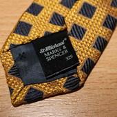 Стильный галстук Marks & Spenser шелк