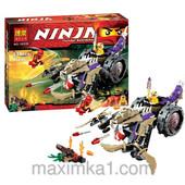 Конструктор Ninja  10318 Разрушитель клана Анакондрай