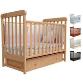 Верес Соня ЛД12 маятник - кроватка для новорожденных