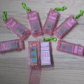 Брелок телефон с наклейками amscan для девочек