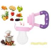 Детская силиконовая соска контейнер для введения прикорма - ниблер.