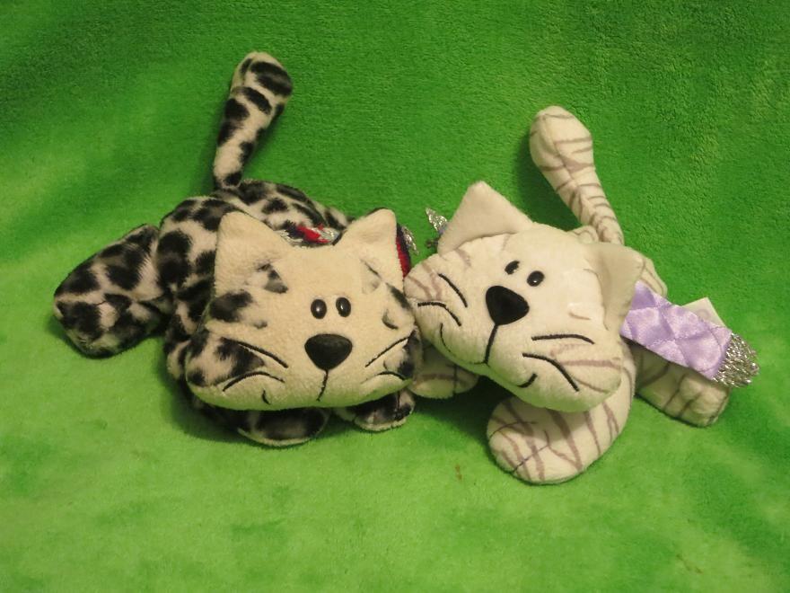 Кот.кіт.котик.кошка.котенок.мягкая игрушка.мягка іграшка.мягкие игрушки.tesco фото №1