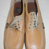 Мужские кожаные туфли Trax р.11 дл.ст 30см